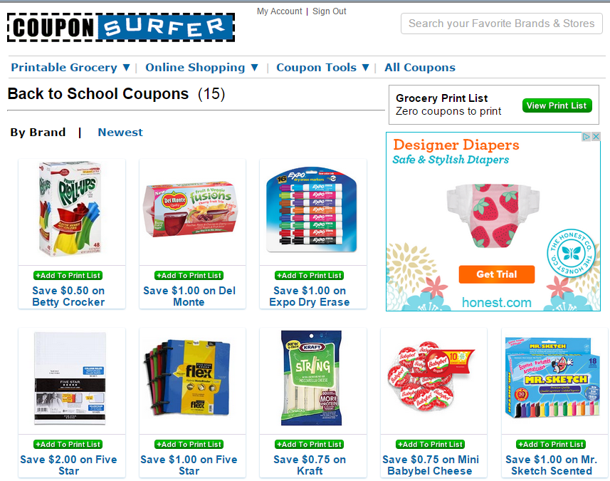 Best Coupon Websites Top Rated
