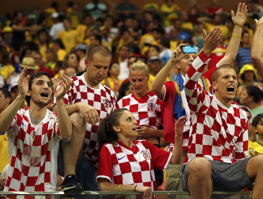 Countries With Craziest Soccer Fans Highly Rated