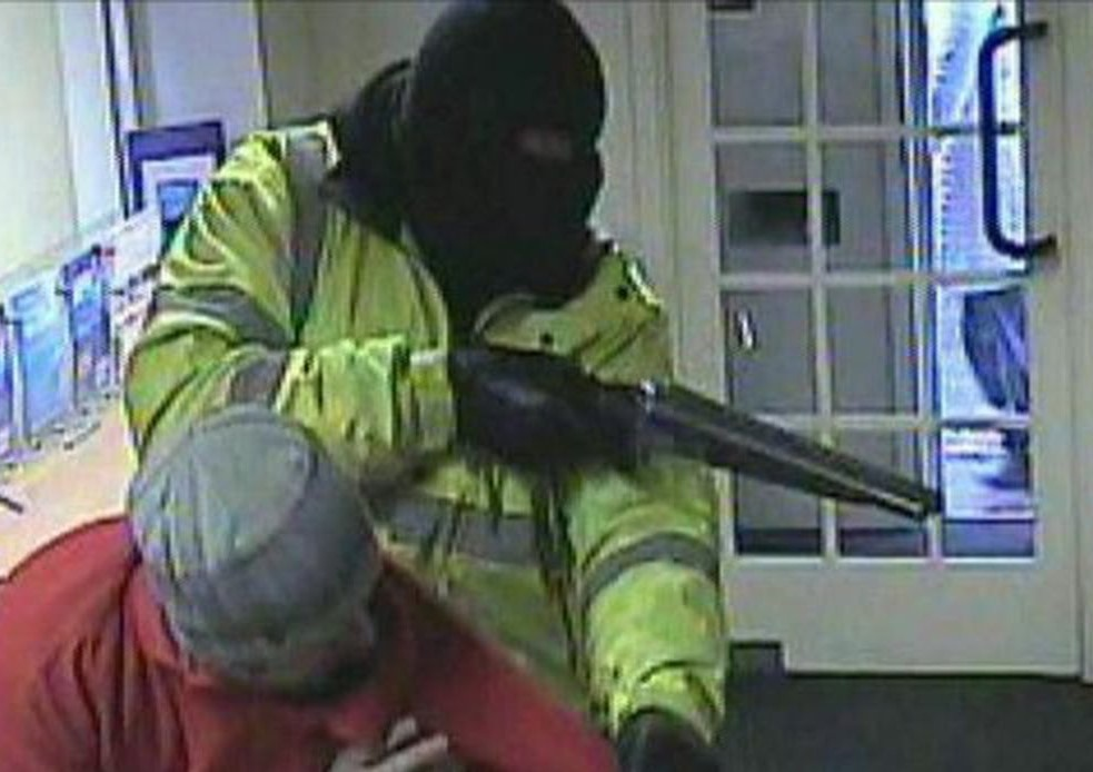 Biggest Bank Robberies Highly Rated