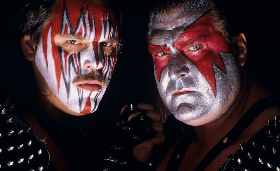 Best Face Painting In Wrestling History