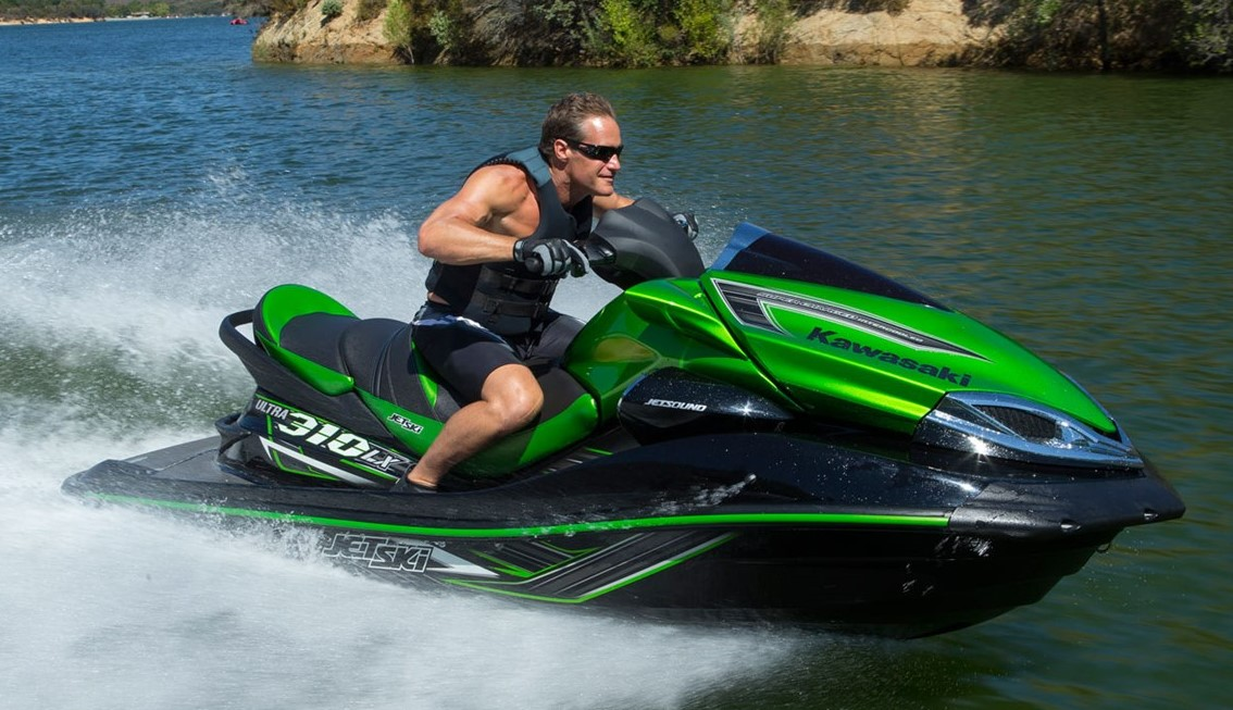 Fastest Jet Skis In The World