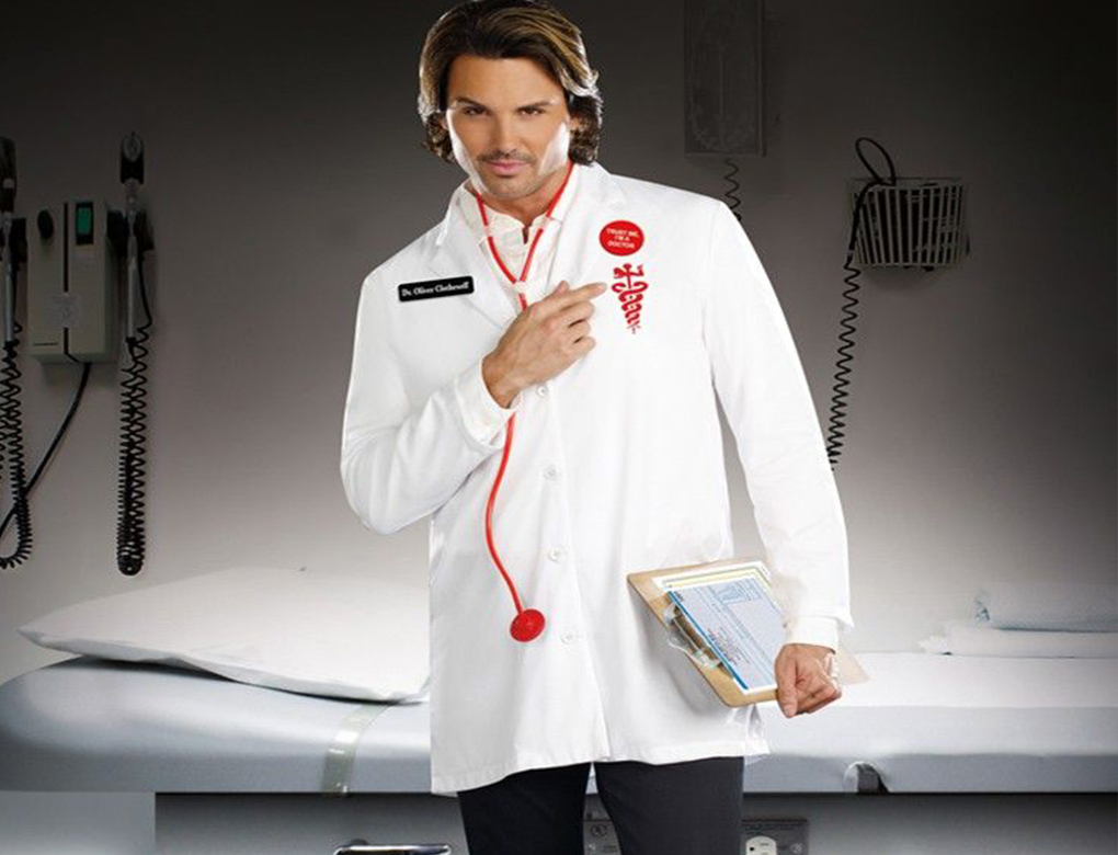 Ten Reasons To Wear A Lab Coat