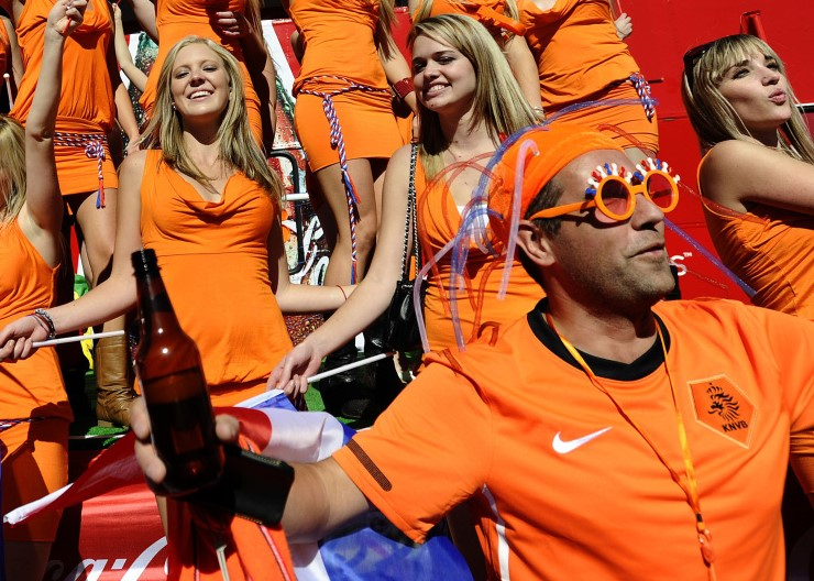 Top Countries With Craziest Soccer Fans