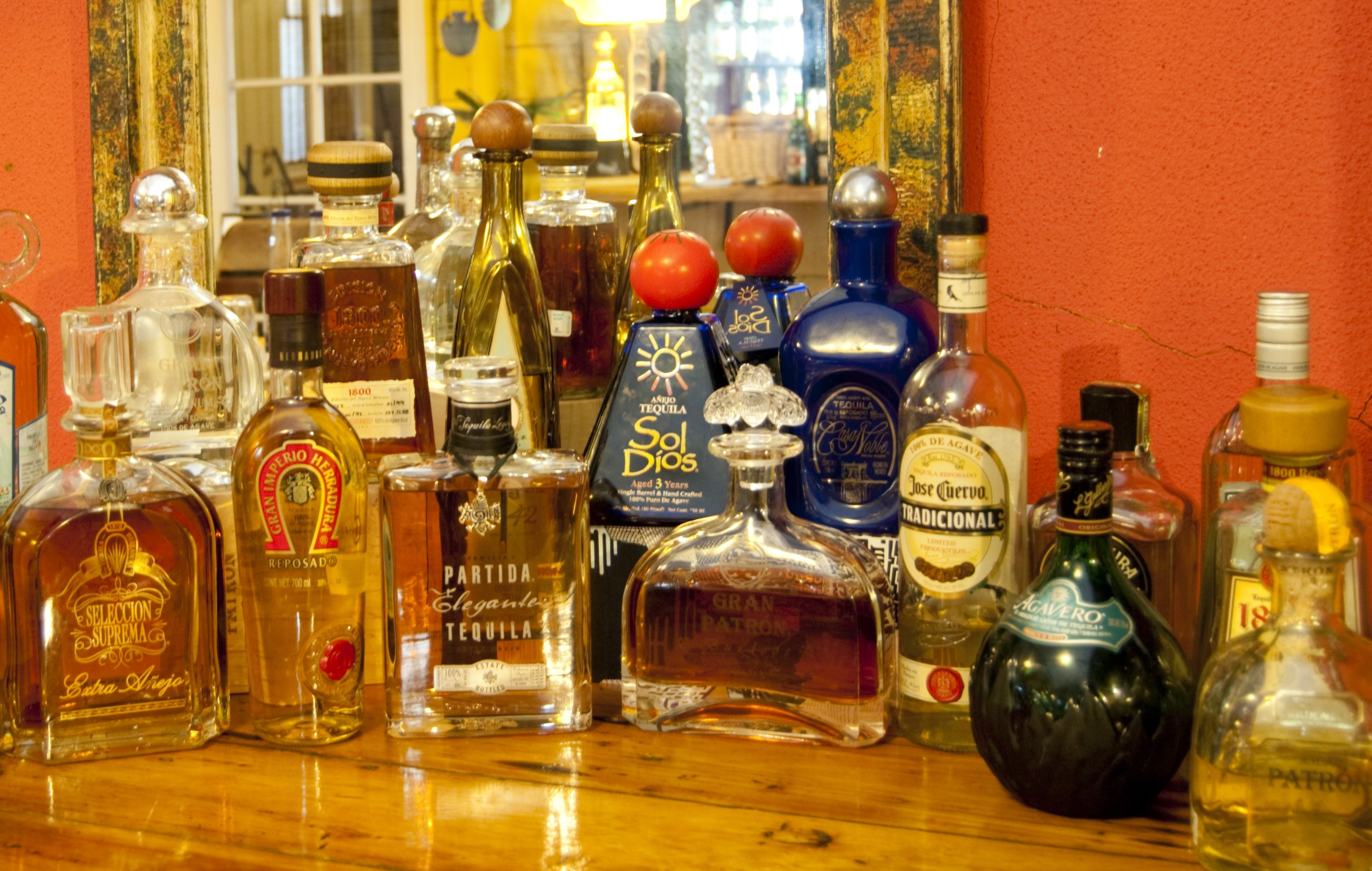 Top Most Expensive Tequila Bottles Ever In The World