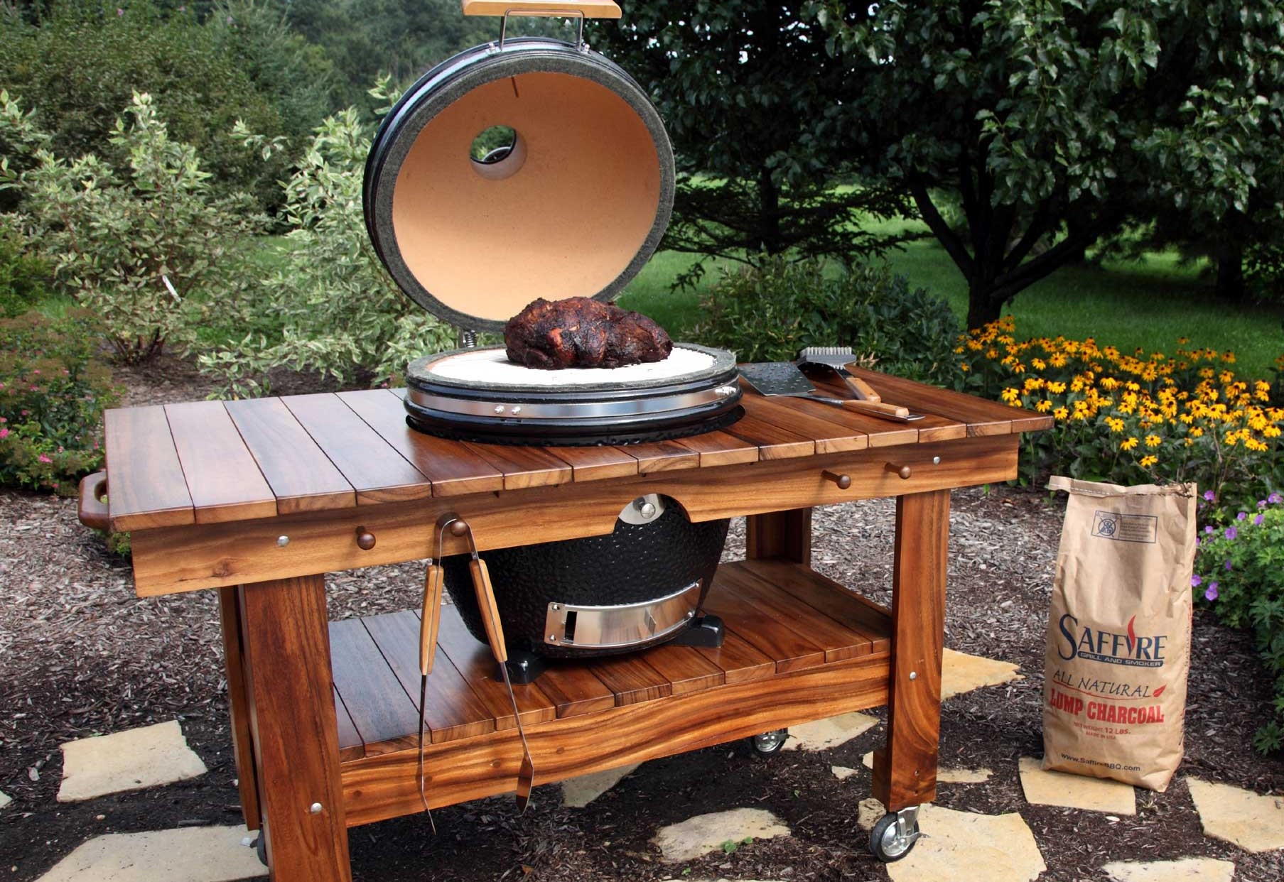 Best Kamado Grills For BBQ Highly Rated