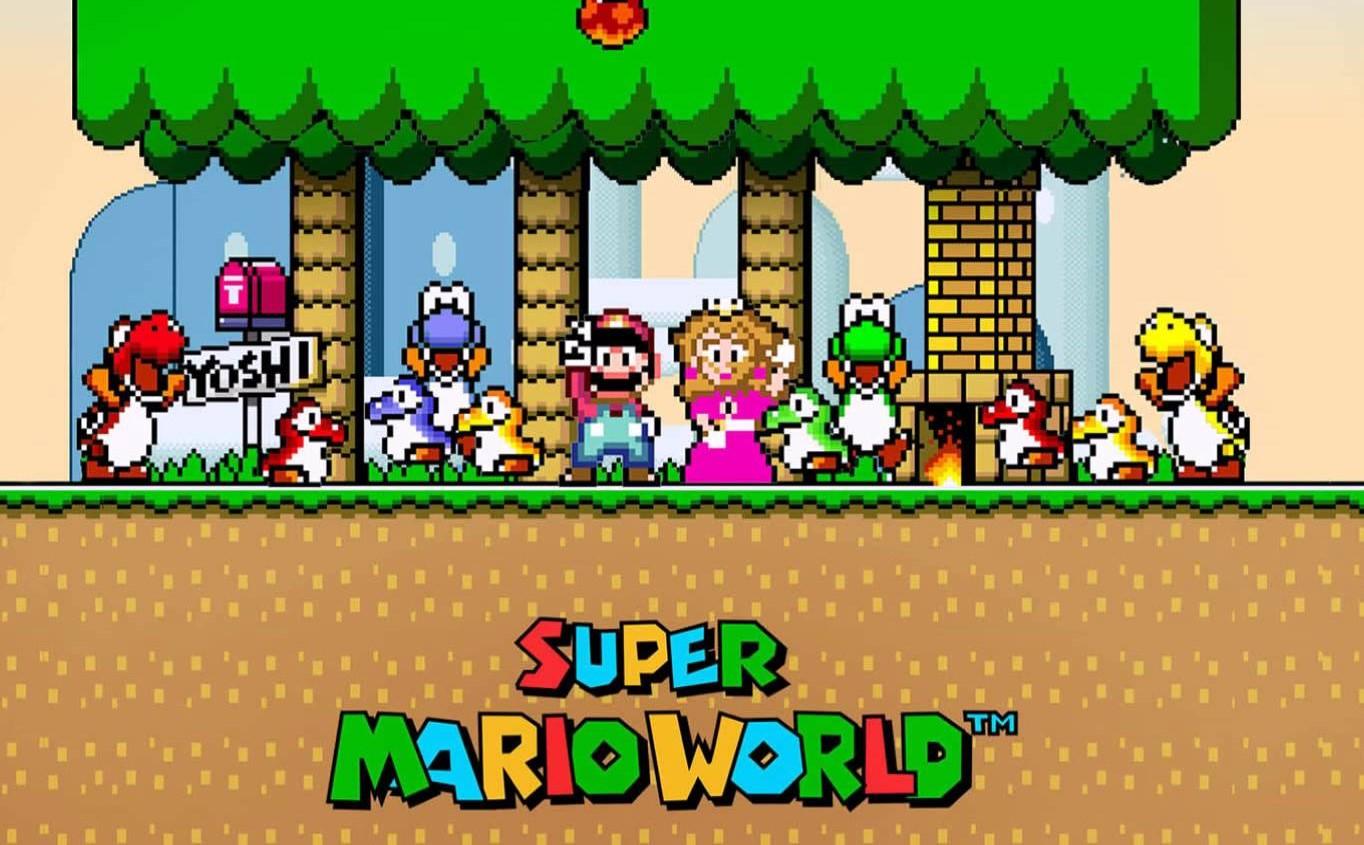 Top Super Mario Games Ever