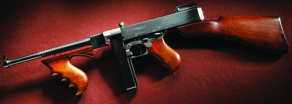 Top Most Dangerous Guns Highly Rated