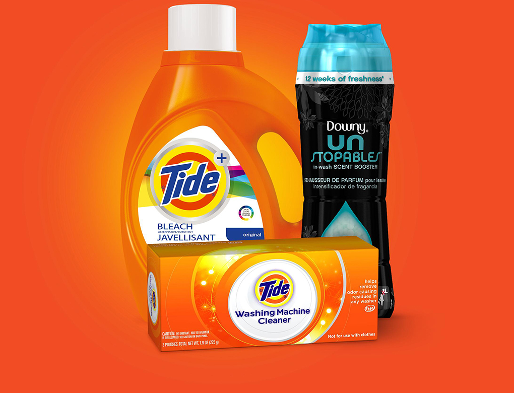 Best Selling Laundry Detergents In The World