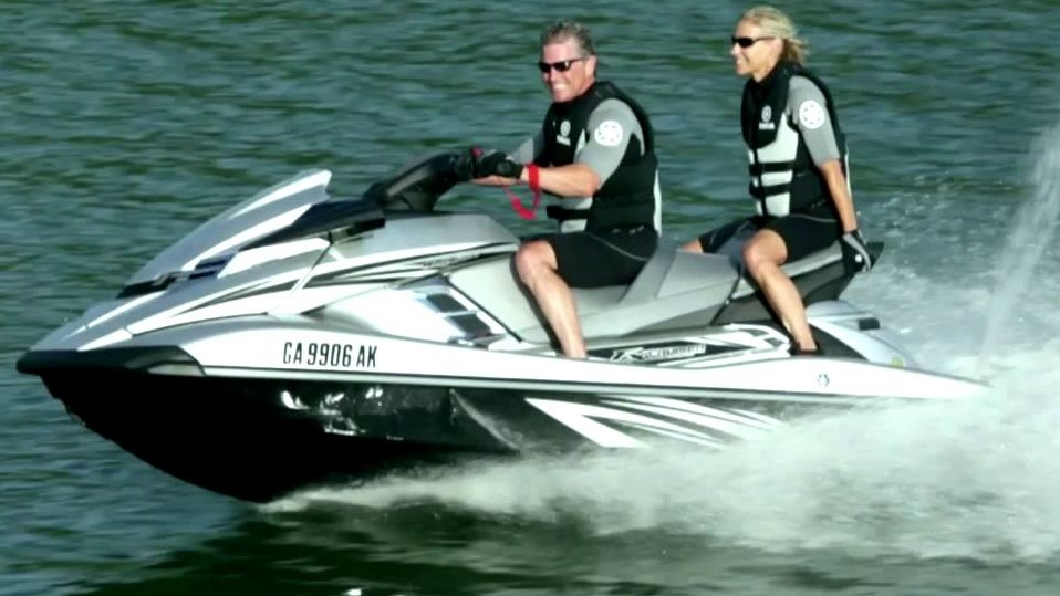 Most Fastest Jet Skis In The World Top Rated