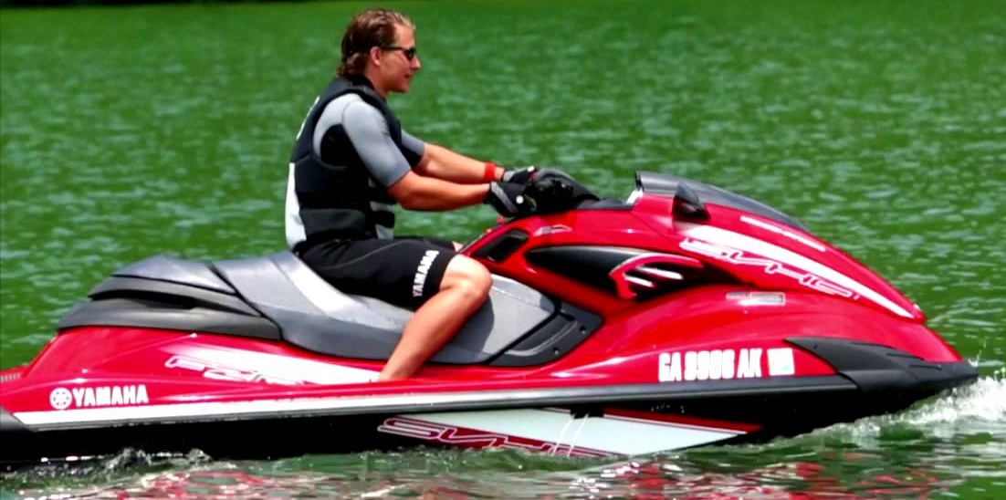 Most Fastest Jet Skis In The World
