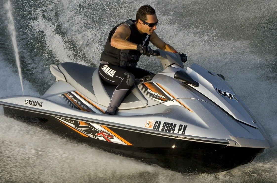 Most Fastest Jet Skis