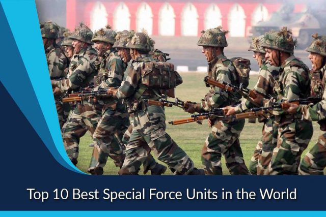 Top 10 Best Special Force Units in the World