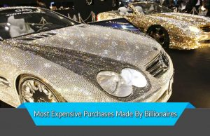 Most Expensive Purchases Made By Billionaires