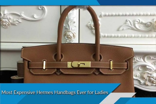 Most Expensive Hermes Handbags Ever for Ladies