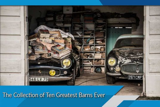 The Collection of Ten Greatest Barns Ever
