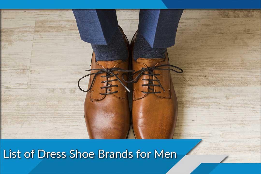 top dress shoe brands