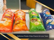 Delicious Potato Chips Flavors for your Taste
