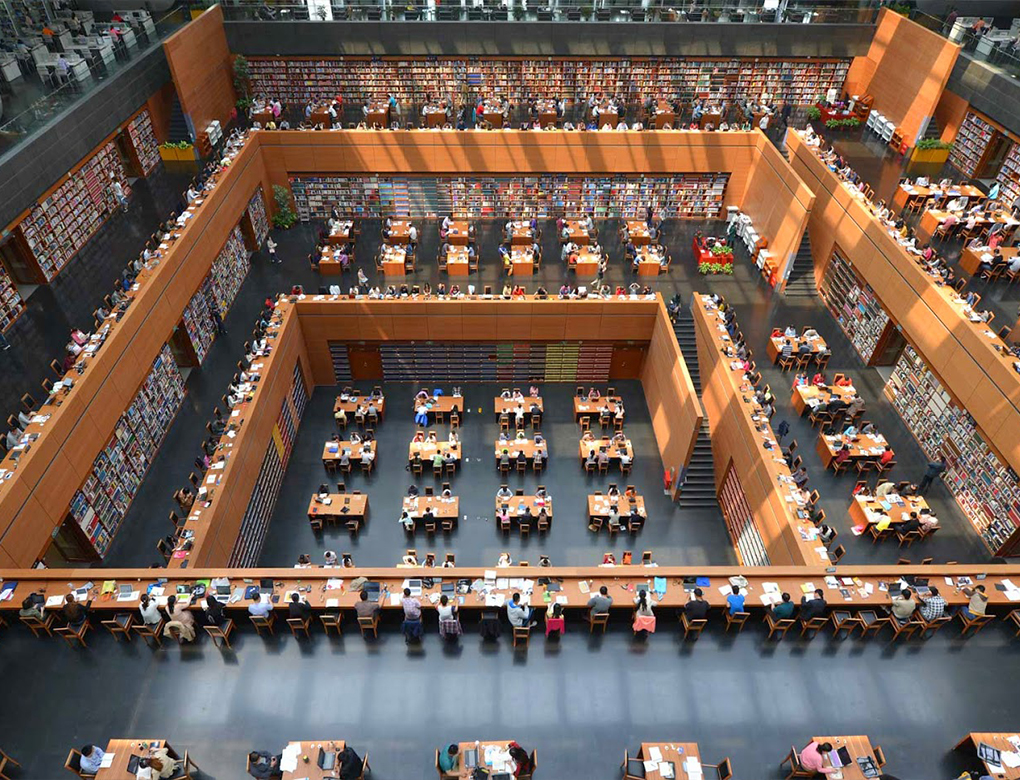 Largest Libraries Ever In The World