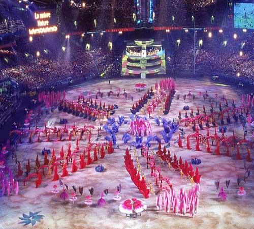 Best Olympics Opening Ceremonies