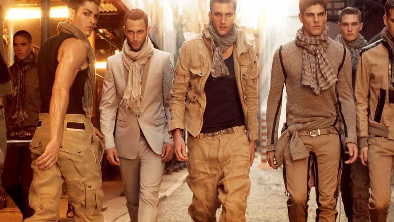 Top Clothing Brands For Men Ever