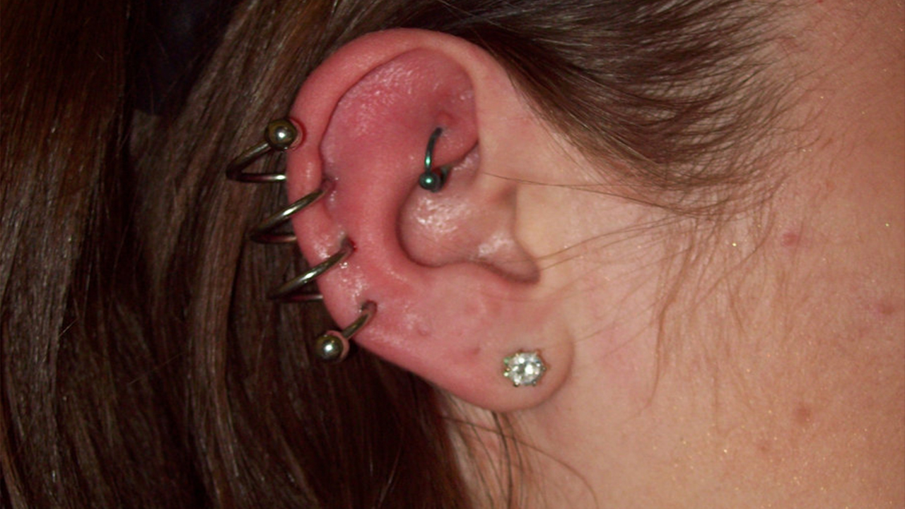 Types Of Ear Piercings That You Love