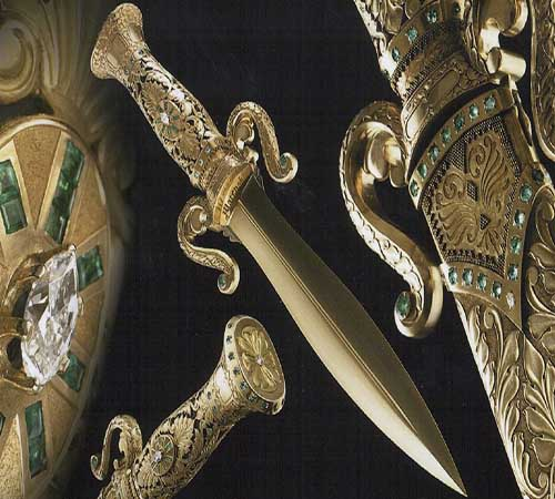 Expensive Medieval Weapons
