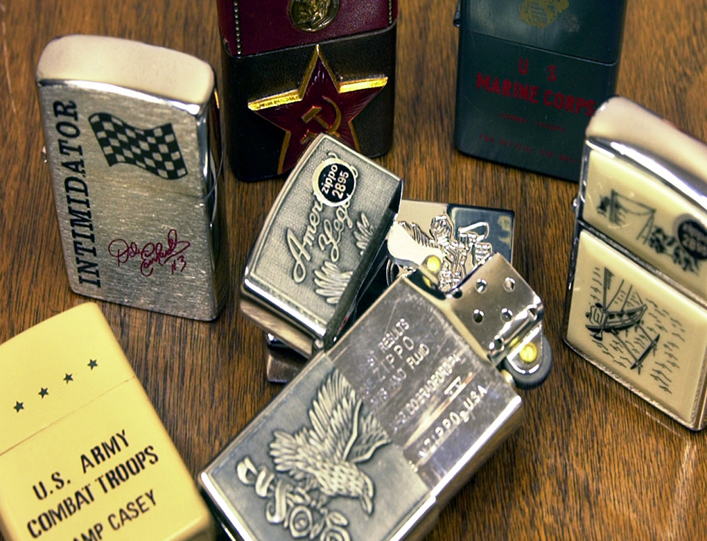 Top Most Expensive Lighters Ever