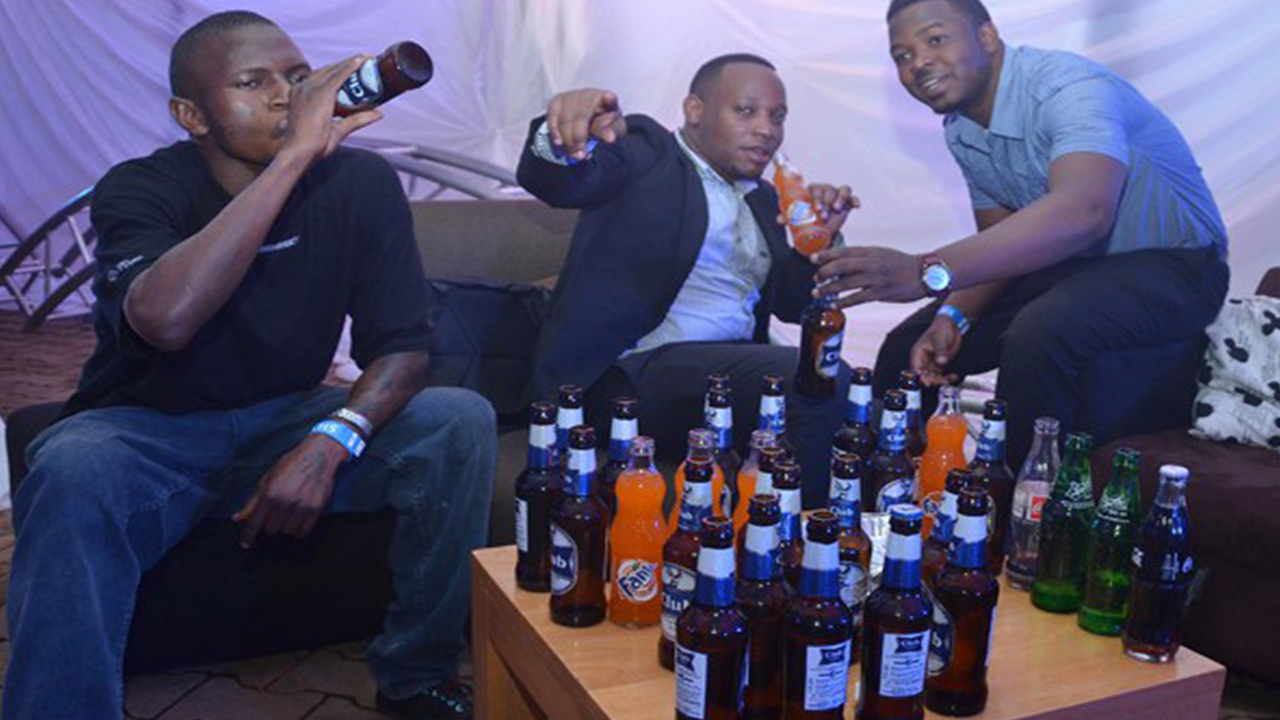 African Countries With Higher Alcohol Consumption Ever Highly Rated