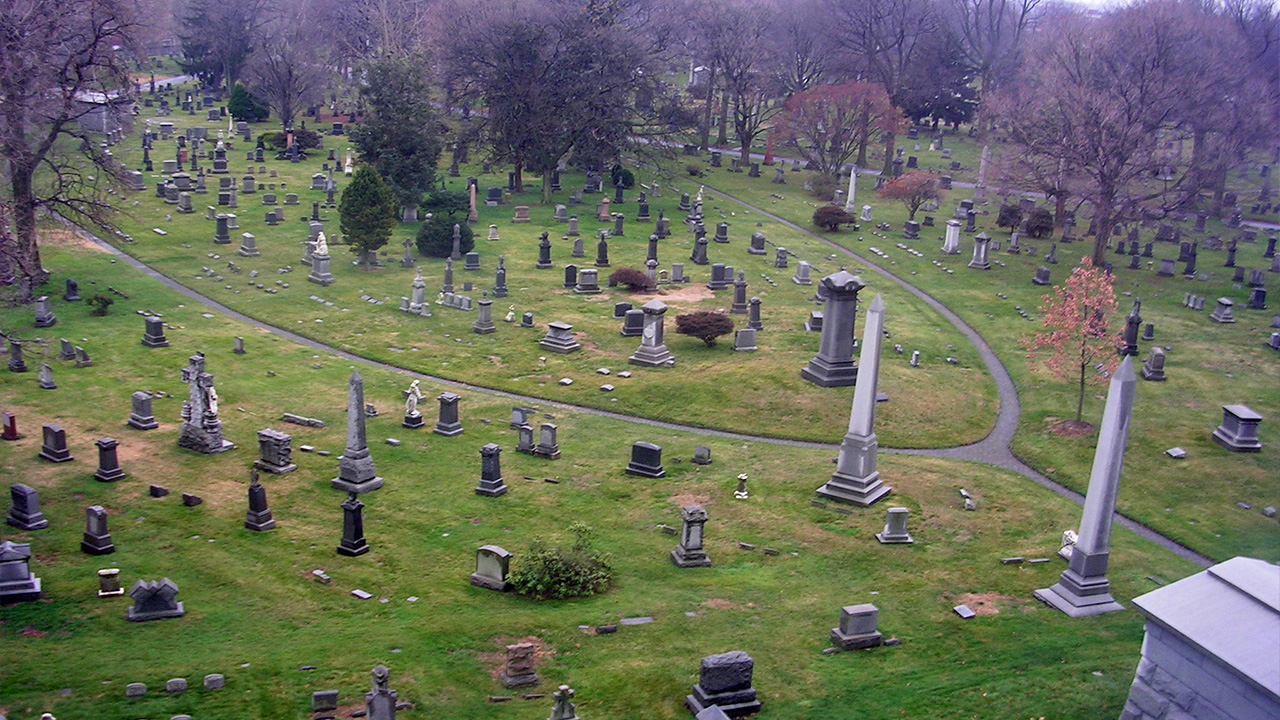 Top Most Beautiful Cemeteries Highly Rated