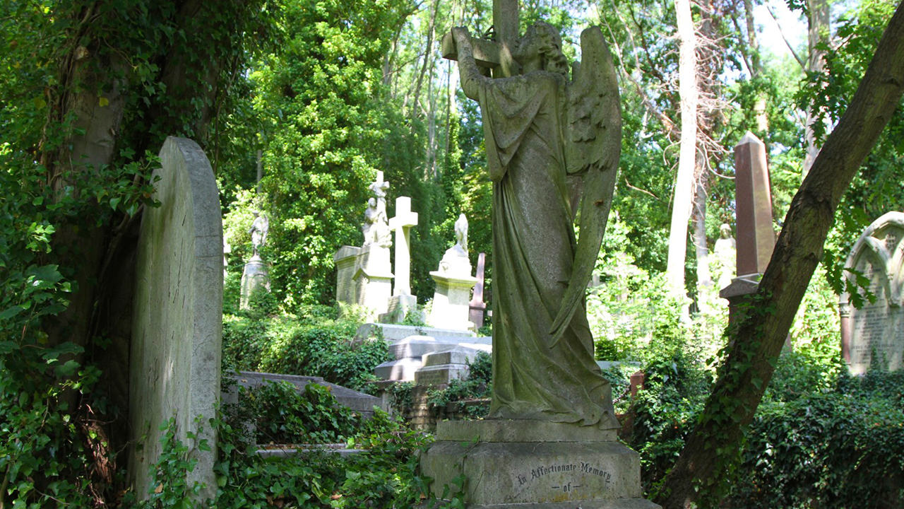 Most Beautiful Cemeteries Ever Highly Rated