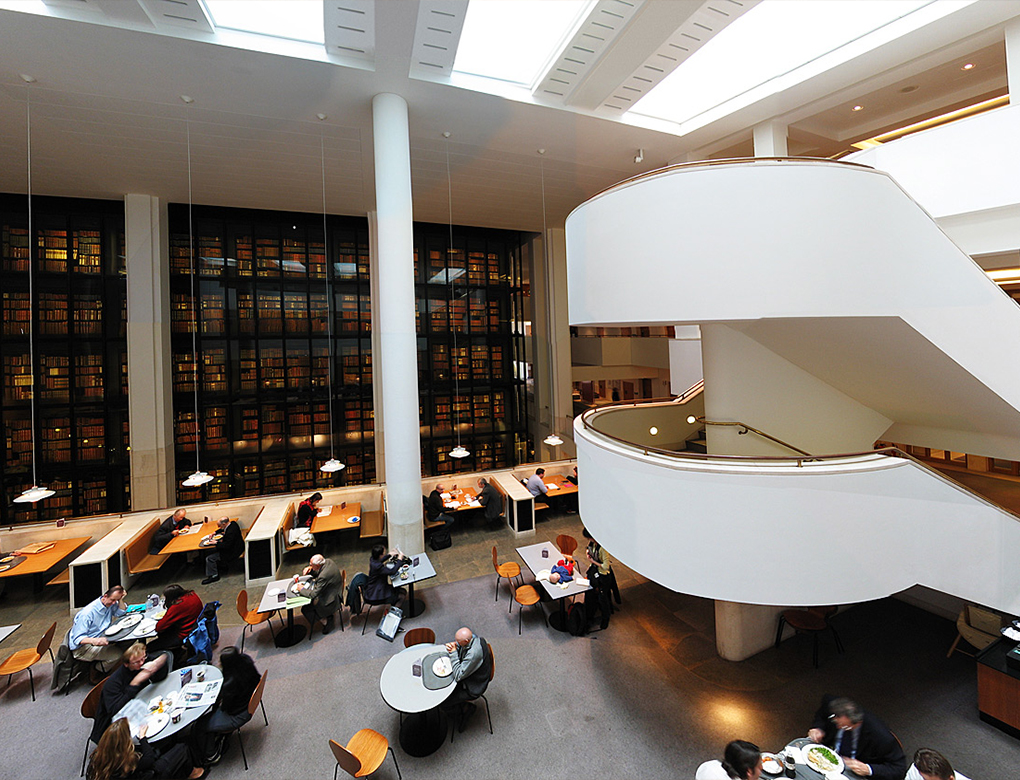 Largest Libraries In The World Highly Rated