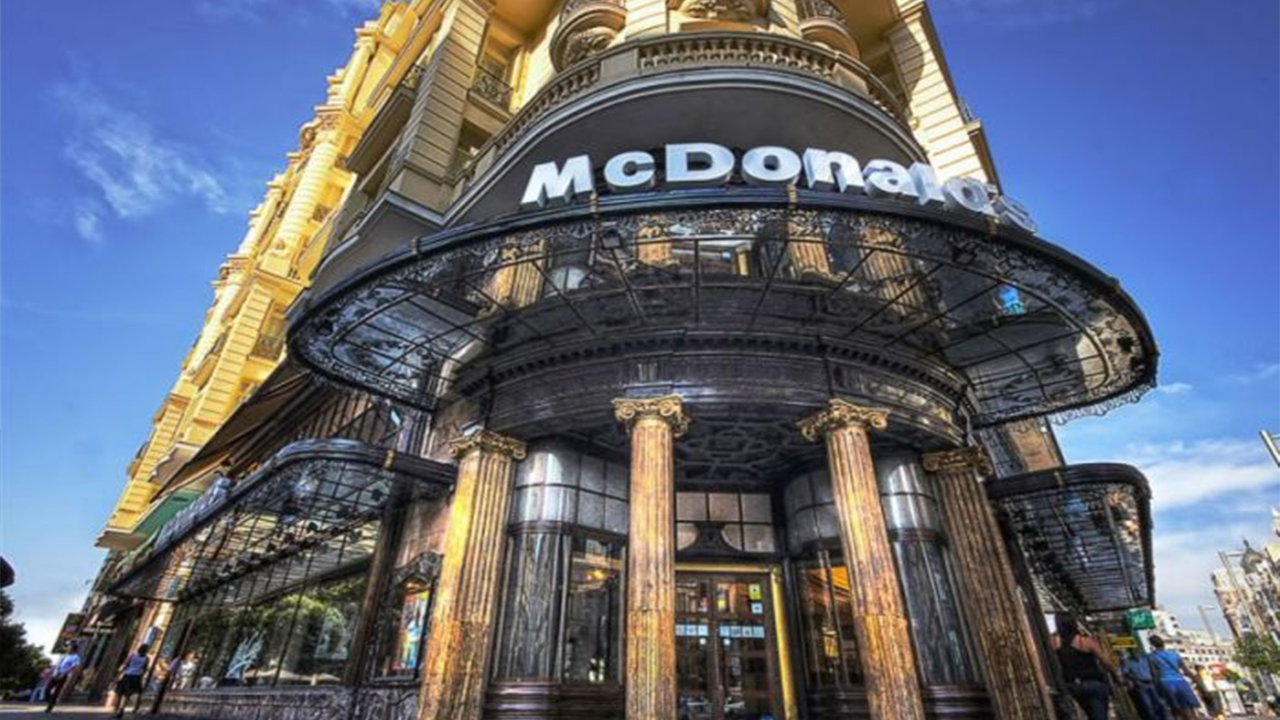 Unique Locations Of McDonalds Ever
