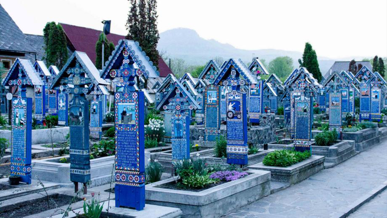 Most Beautiful Cemeteries