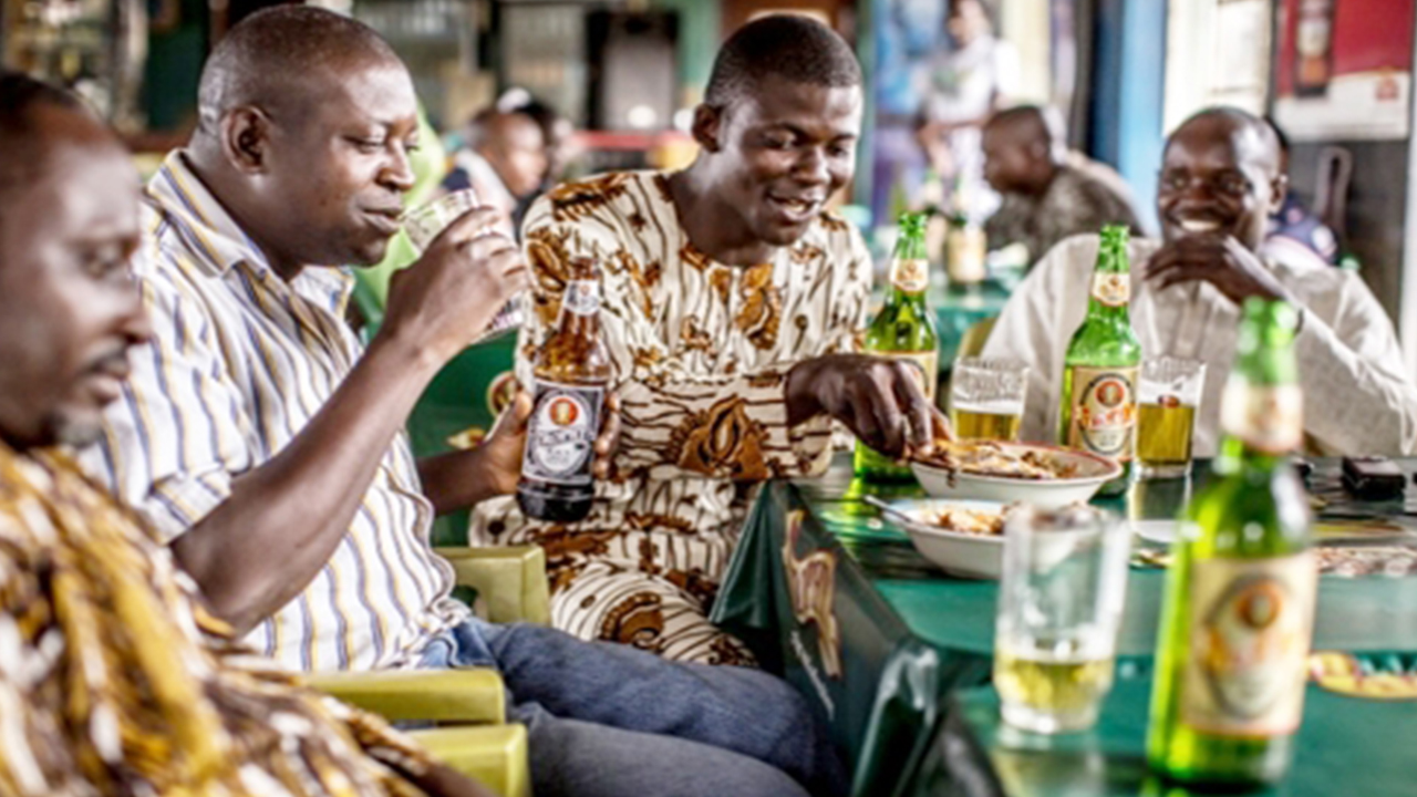 African Countries With Higher Alcohol Consumption