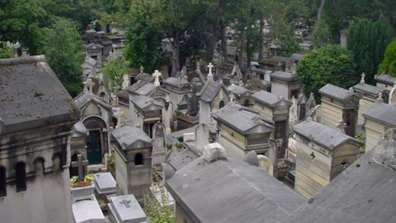 Top Most Beautiful Cemeteries Ever