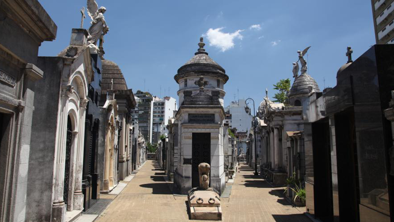 Top Most Beautiful Cemeteries Ever Highly Rated