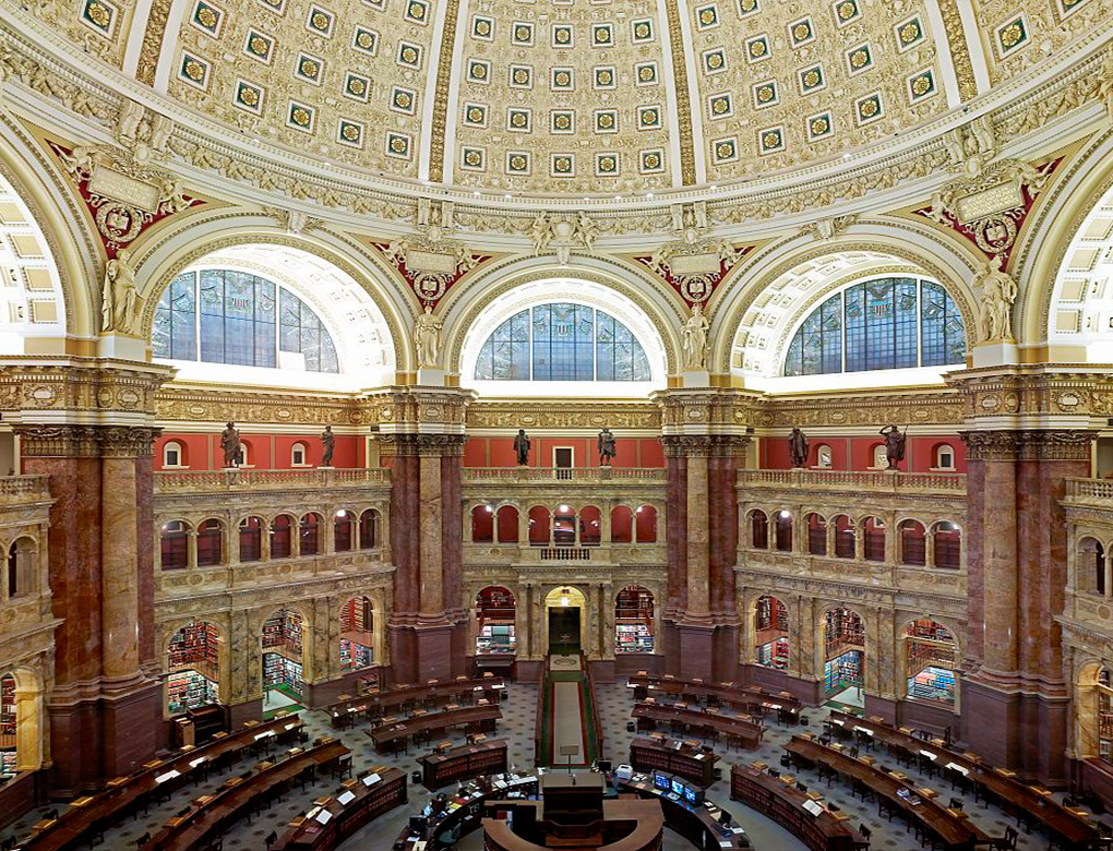 Largest Libraries In The World