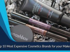 Top 10 Most Expensive Cosmetics Brands for your Makeup