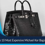 Top 10 Most Expensive Michael Kor Bags