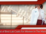 List of Best Lab Coats For Women In The Market