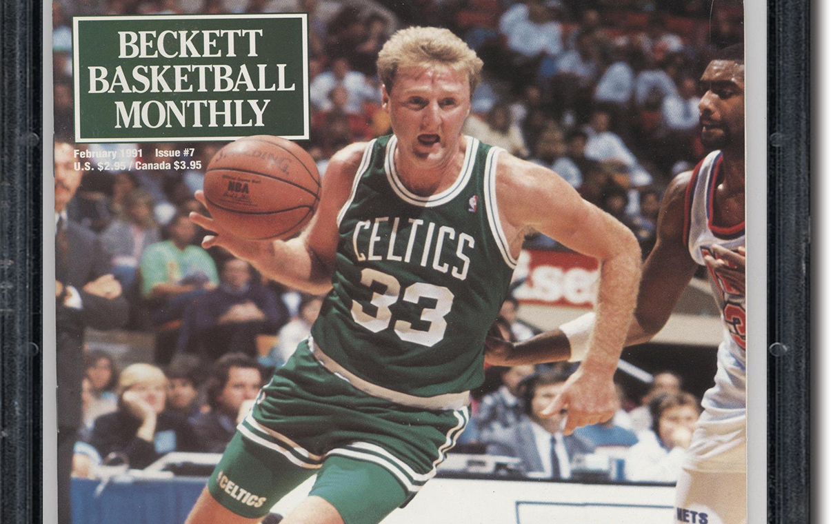 Top Best Larry Bird Cards Ever In The World