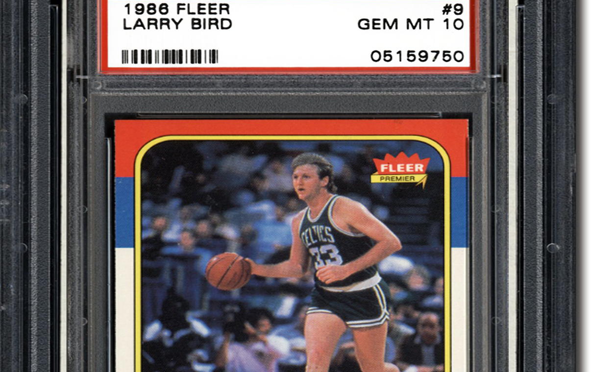 Top Best Larry Bird Cards In The World