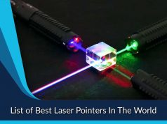 List of Best Laser Pointers In The World