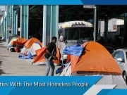 Cities With The Most Homeless People