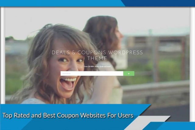 Top Rated and Best Coupon Websites For Users