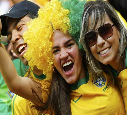 Countries With Craziest Soccer Fans