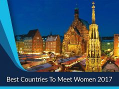Best Countries To Meet Women 2017