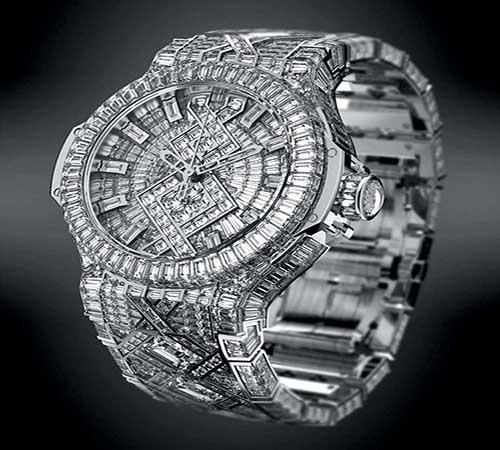 Expensive Hublot Swiss Luxury Watches