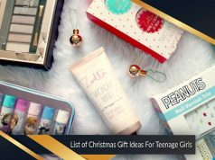 List of Christmas Gift Ideas For Teenage Girls