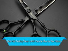 Best Hair Cutting Shears which You Can Buy for Your Salons